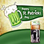 Happy St. Patrick's Day from Copper Fit!