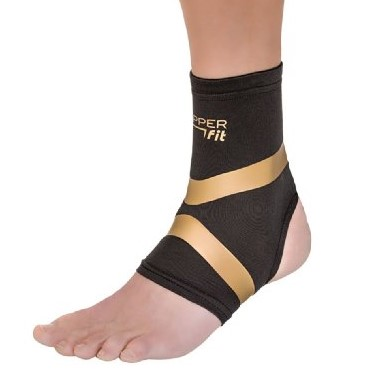 Copper Fit Ankle Sleeves