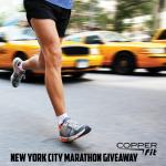 Copper Fit Marathon Giveaway!